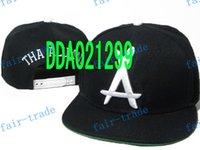 Wholesale Tha Alumni Snapback Caps Fashion A Snap Back Hats Summer Snapbacks Trukfit Hip Hop Snapbacks Embroidered Logo Cheap Sports Caps Hot