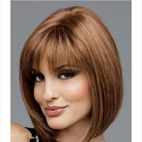 auburn fancy dress - New Bob Ladies Girl Sexy Short Fancy Dress Cosplay Costume Wigs