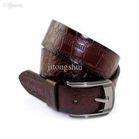 american jeans manufacturers - Joker Leisure With Jeans Manufacturers Selling Men And Women European And American Stone Skin Style Leather Belt