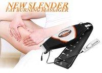 NUEVA vibrante eléctrico que adelgaza la correa Massager de la vibración de la correa del tono del vibra relaja tono vibrante quema de grasa corporal pérdida de peso envuelve DHL