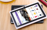 Wholesale FREE DHL Tablet pc Q88 A23 MINI PC with Bluetooth dual Camera dual core inch tablet pc android Mini PC