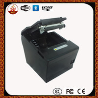 auto receipts - 80mm printer USB Serial lan port with auto cutter thermal printer POS Receipt printer for cashier system