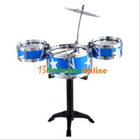 Wholesale Drum Set Kids Children Toys Early Education Percussion Musical Instrument Gifts