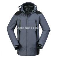 Wholesale Brand Men Winter Outdoor Jacket amp Coats Man Camping Hiking Skiing Coats Climbing Clothes Duck Down coat