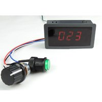 Wholesale 2015 New Arrival Universal DC V V A PWM HHO RC Motor Speed Digital Display Controller
