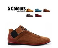 Wholesale berserk dual12Winter new Korean low men to help the temperament British fashion lace casual man s shoes