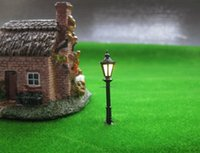 Wholesale LNH04 Model Railway Led Lamppost Lamps Street Lights N Scale cm V New