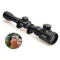 Wholesale ZOS X32E Mil dot Reticle Riflescope