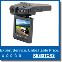 Wholesale Car DVR New quot HD Car DVR Camera P Vehicle Camera Video Recorder Dash Cam with degree view angle H198