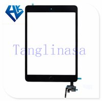 Wholesale New For iPad Mini inchTouch Screen Digitizer Glass replacement part