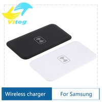 iphone charger - Qi Standard MC A universal Wireless Charger Charging Transmitter Pad For iPhone Samsung Galaxy S6 S7 edge plus Note5