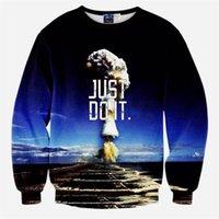 arriva fashion - NEW arriva men s clothing fashion Autumn winter casual D sweatshirt basketball star printing sueter masculino