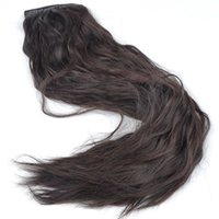 Wholesale Clip In Hair Extensions Hairpiece Curly Wavy Hair Extension high temperature silk Hair Extensions Accessories X60 MJF0030 S1
