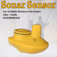 Wholesale Wireless Remote Sonar Sensor For Original FFW LUCKY Fish Finder