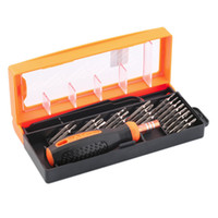 Wholesale Hot JAKEMY in Screwdriver Set Multi Bit Head Portable Repair Fix Tool New