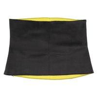 Wholesale Hot Neoprene Slimming Waist Belts Sports Safety Body Shaper Training Corsets Yoga Fitness Tops