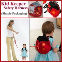 child harness - Bolsa First Walker Kid Keeper Baby Safety Harness Toddler Child Harnesses Reins Backpack Straps Bat Bag Anti lost Walking Wings