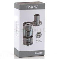 Cheap Authentic Smok TFV4 tank TFV4 single kit Smoktech 5.0ml TFV4 Sub ohm Tank VS TFV4 Full Kit Smok Aspire Triton Starre Pro