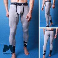 best yoga pants - BEST SUPERBODY Multi functional pants sport pants swimming running fitness climbing yoga men thermal pants U008