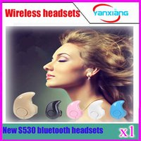 blue tooth - CHpost PC Universal Mini Wireless Bluetooth V4 Stereo Earpiece Headset Earphone Blue Tooth Headphones S530 YX YE