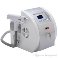 Wholesale q switch nd yag laser tattoo removal equipment laser tattoo remover with big touch screen CE approval