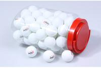 Wholesale 60pcs in bulk Brand Quality three star table tennis ball Trainning tenis ball low price on sale hw ppq