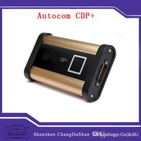 autocom - Golden Autocom OKI CDP Bluetooth Car diagnostic tool for best CDP Pro for cars trucks Compact Diagnostic Partner