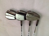 Wholesale Golf clubs Black Vokey SM6 wedges with steel shaft degree right hand SM6 Golf wedges