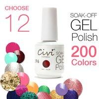 Wholesale The Best Gel Polish Colors Nail Gel Polish Diamond on Nails UV Gel Polish Long lastting up to Days