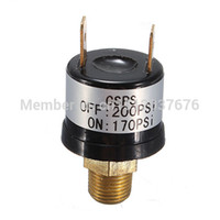 Wholesale High Quality V A Trumpet Train Horn Air Compressor Pressure Switch Rated to PSI