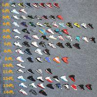 shoe keychain - New Style AJ Jordon keychain models Jordon sneaker air jordan shoe key chain Jordan Retro Sneaker keychains Lebron Kobe Yeezy keychain