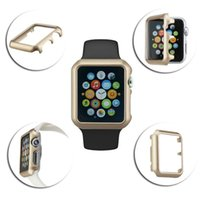 Wholesale 42mm Ultra Thin Protection PC Skin Cover Case for Apple Watch Cases Colorful iWatch Case with Retail Package