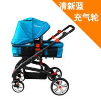 Wholesale Better and more US high landscape stroller lightweight strollers sit lie bi fold umbrella stroller baby stroller car
