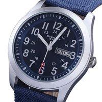 Wholesale Sale Men s Fashion Luxury EYKI Clock Military Reloj Unique Relogio DZ Masculino Vintage Montre Army Designer Gifts Dress Wrist Watches