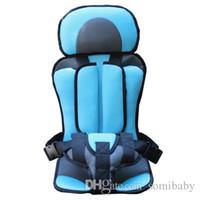 2016 Nuevo 0-6 bebé de los años la seguridad del coche Sillas Asiento Niños asiento de coche 36kg coches portátiles para asiento para niños Los niños pequeños coches arnés de la cubierta