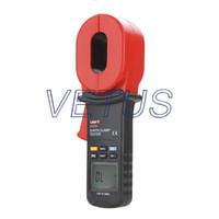 Wholesale Auto Range Clamp Earth Ground Resistance Tester UT275 UT with Earth Ground Resistance measuring range ohm A