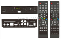 Wholesale QSAT Q SAT Q SAT Q11G Q13G Q15G Q23G GPRS dongle Decoder DVB S2 remote control for Africa