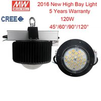 auto meaning - 120W led high bay light with CREE XTE LEDS and Mean Well driver w led Industrial Lighting High quality led warehouse lamp