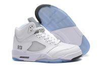 Wholesale New Retro V Basketball Shoes For Men Women Training shoe Womens athletics Basketball Shoe Spaces Jam Navy White Silver