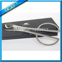 Wholesale Cigar scissors cigar cutter handle imports of stainless steel type