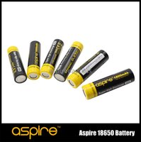 batteries hybrid - Aspire Battery Super High Discharge A High Drain ICR18650 Battery Cells Powerful Aspire mah Cell Hybrid IMR Ecig Batteries
