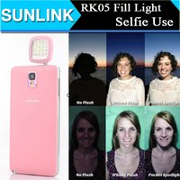 Wholesale Night using selfie enhancing flash Fill light IBLAZR for iphone smartphone cameras synchronization using RK05 leds fairly RK06
