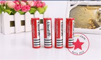 Cheap 18650 rechargeable batteries 3.7v 4200 mAh Lithium li-ion battery for led Flashlight batery Free shipping
