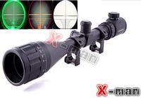 sniper scope - 6 x50 AOE Riflescope R G illuminated Riflescope Reticle Shotgun Rifle sniper Scope for hunting