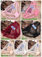 ruffle panties - New Arrivals Womens Ladies Sexy Panties Lingerie Briefs Knickers Underwear Cotton Gauze Soft Colors NX155