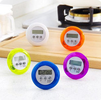 Wholesale Digital Kitchen Tools Count Down Up LCD Timer Alarm Clock Time Setting Device Brand New Good Quality