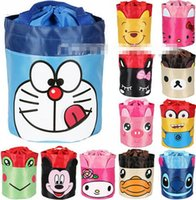 backpack lunch tote - Portable Insulated Thermal Cooler Lunch Box Carry Tote Storage Bag Travel Picnic lunch bag LJJH391
