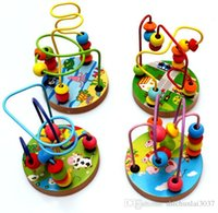 Wholesale montessori educational toy for toddlers montessori baby toy Wooden Educational Baby Toy Drop TY150