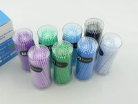 Wholesale Dental Disposable Micro Applicator Brush Bendable Dia MM four colors for choose