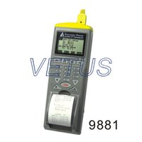 Wholesale A AZ9881Thermocouple meter Logger Digital Thermocouple datalogger with Printer